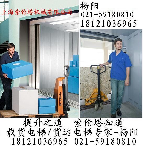 厂家直销载货电梯,货运电梯,货梯,无机房载货电梯
