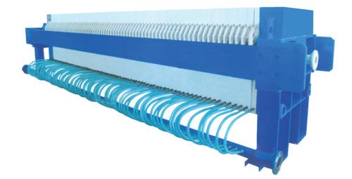 液压自动保压厢式压滤机