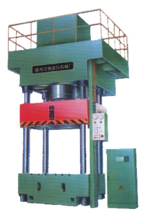 最新供应YQ32-500T液压机、粉末成型液压机