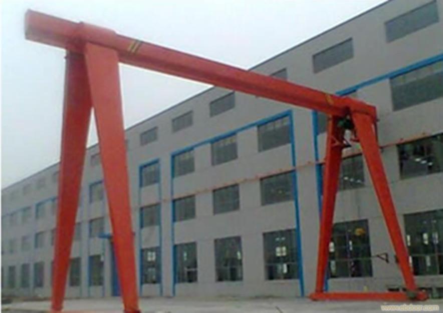 龙门式起重机5吨行车 厂家直销
