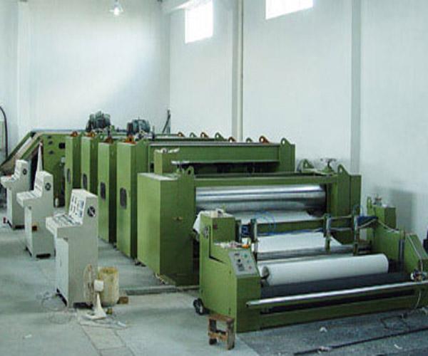 土工布生产线,无纺布机械,无纺布生产线