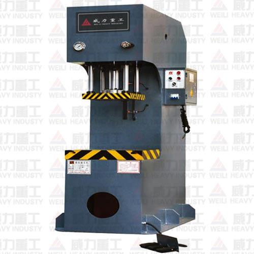 200吨单臂液压机哪个厂家的好?