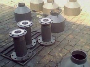 包头凝结水泵入口滤网,包头大小头滤网,包头立式出口滤网