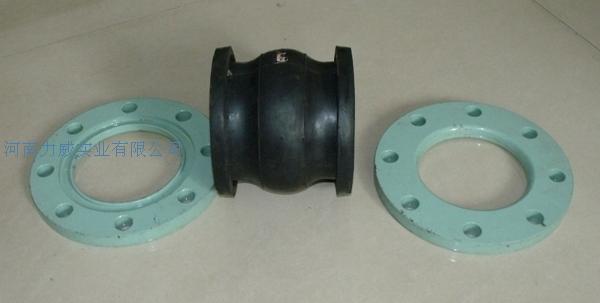 力威CJ/T208-2008可曲挠橡胶接头