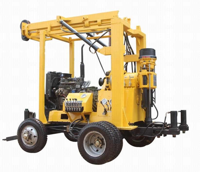 全国供应湖南农兴钻探全自动180液压钻井机