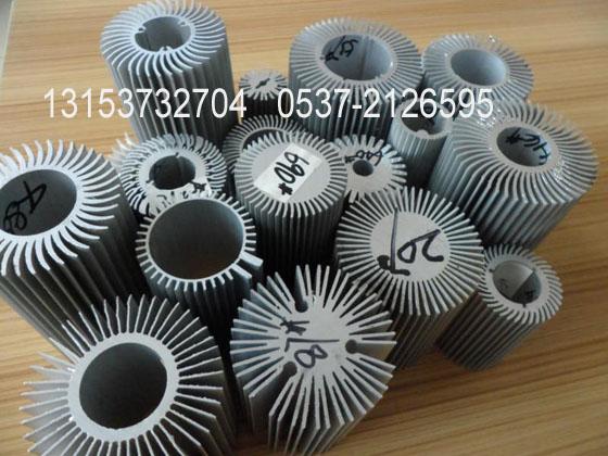散热器/铝合金散热器/太阳花散热器/电子散热器/工业铝型材