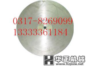 研磨玻璃专用球铁研磨盘供应厂家 - 河北省泊头市华正机械有限企业