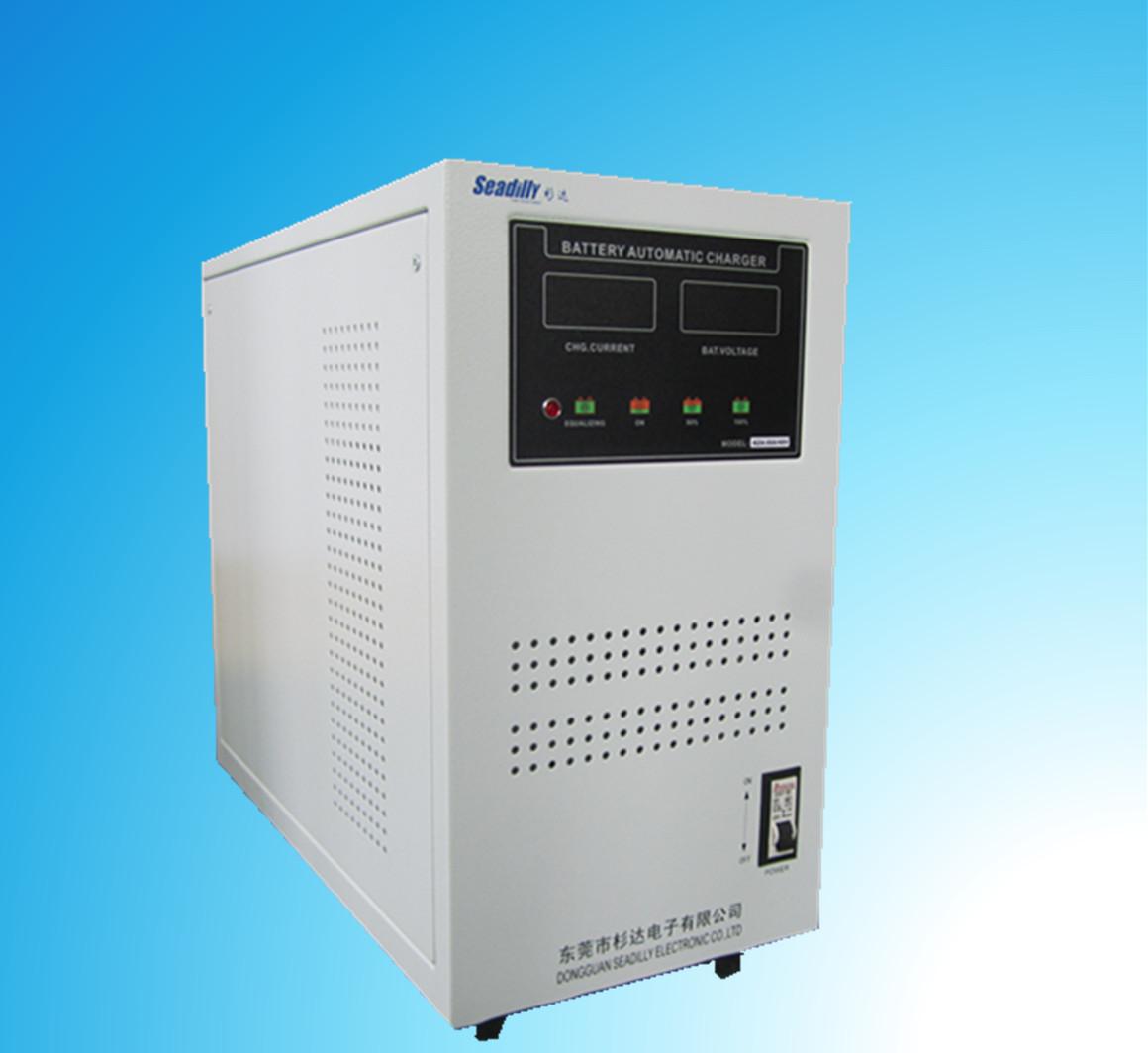 供应KZA-60A/24智能充电机 带浮充均充功能