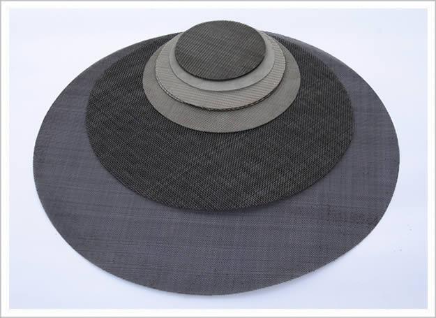 成都塑料颗粒过滤网铁丝布,黑丝布厂家