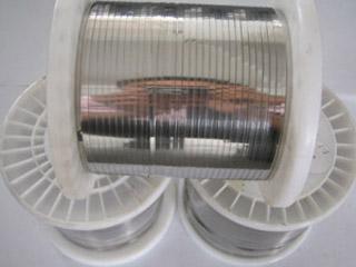 出口标准 优质不锈钢扁丝  不锈钢发条丝 不锈钢异型丝