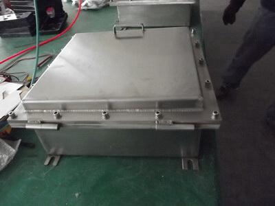 防爆不锈钢304配电箱 IP66