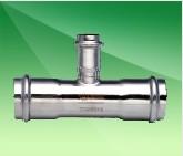 薄壁不锈钢304卡压式焊接式食品级卫生管