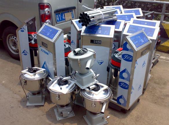 湖南湘潭塑料厂用小型自动吸料机分∮体式全自动吸料机∮广东吸料机厂!