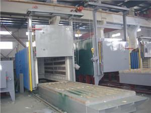 专业的全纤维台车式电阻炉厂家 日月星供应价格低