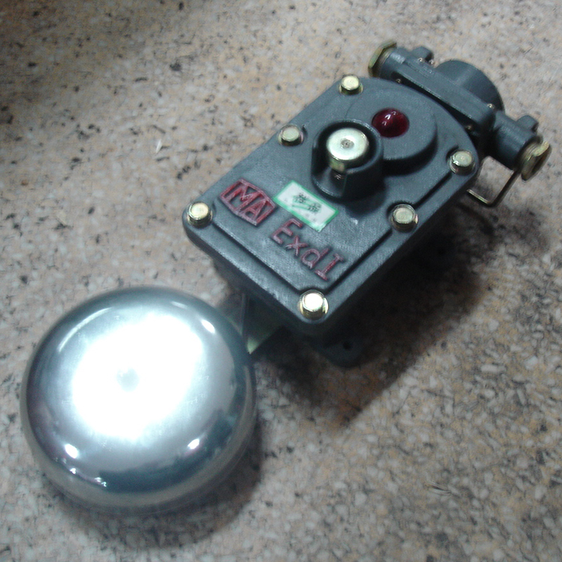 宏聚热销BAL1/BAL2矿用防爆声光组合电铃 隔爆型声光电铃