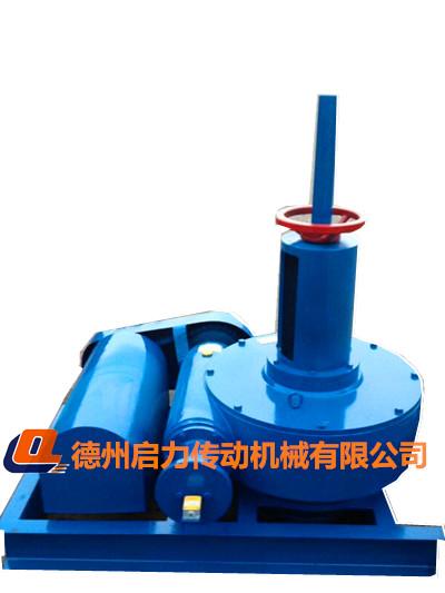 JWZ147/JWZ240/JWZ350刮泥机专用减速机