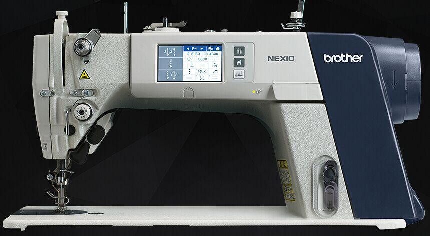 兄弟S-7300A电子送布直驱自动切线平缝机价格5500.00元