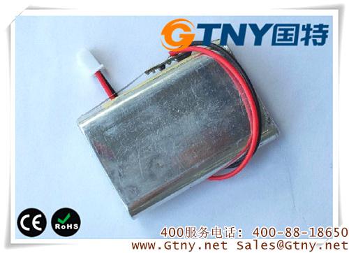 福州3.7V_1800mAh_GT103450AR交通信号灯锂电池
