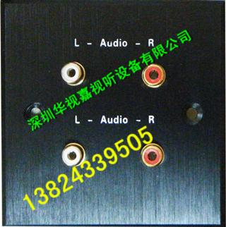 多功能墙壁信息插座 带电话网络接口墙插面板