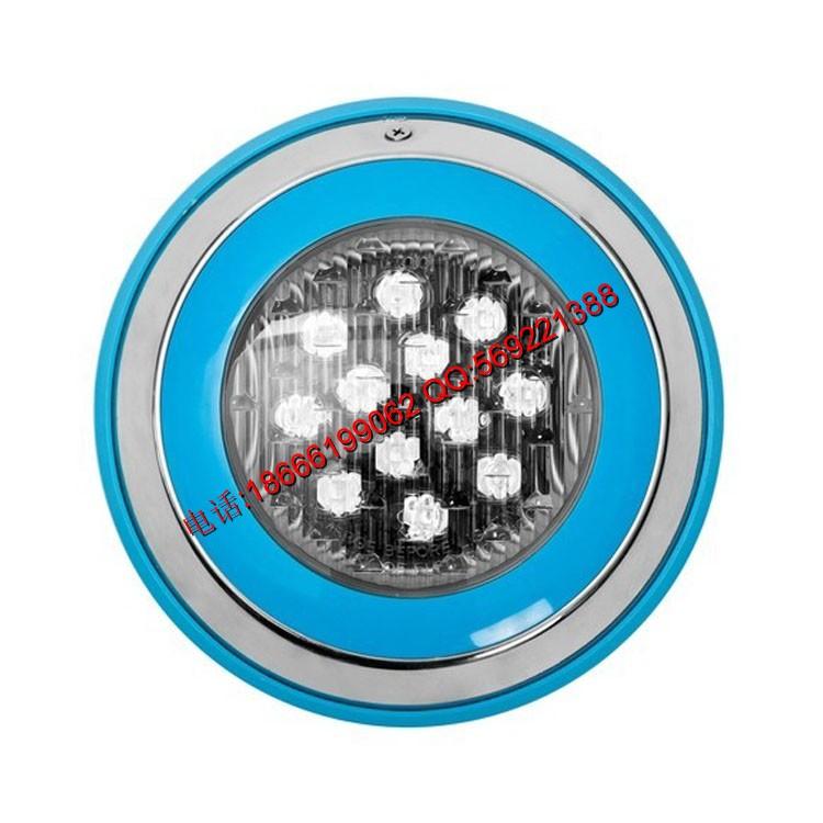 防水泳池PC塑料泳池灯 par56 led池底灯泳池灯水下灯水底灯