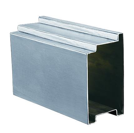 大量供应SUS304不锈钢门框管