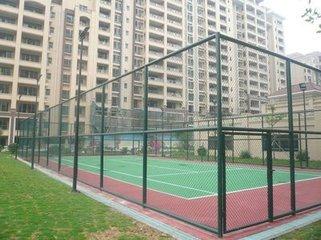 四川足球场地围网,体育场用的有弹性公路护栏网
