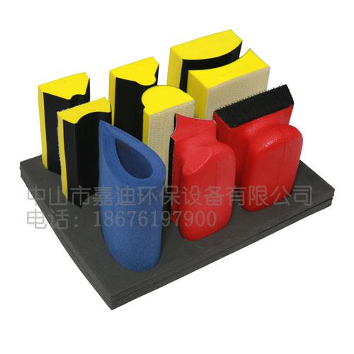 供应吸尘手磨板,手磨板9件套
