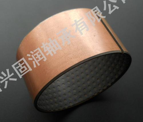 聚甲醛钢(铜)背复合轴承(DF-2、SF-2)