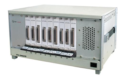阿尔泰PXI机箱PXIC-7310 PXI测控系统