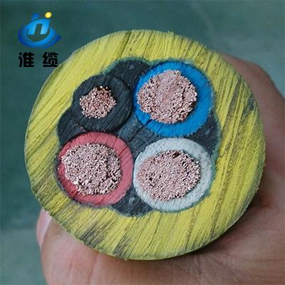 皖北专业矿用电缆生产厂家 MYP 0.66/1.14KV 移动电缆