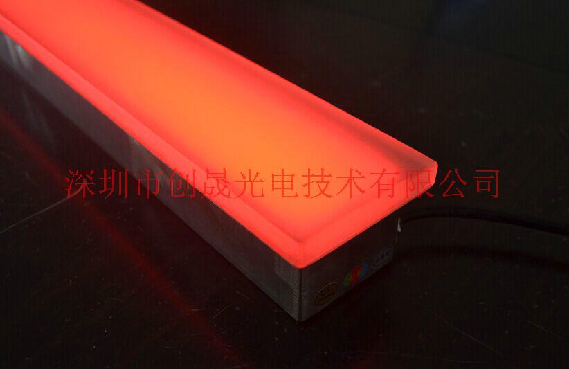 LED防水条形地砖灯,户外条形地砖灯,广场条形地砖灯