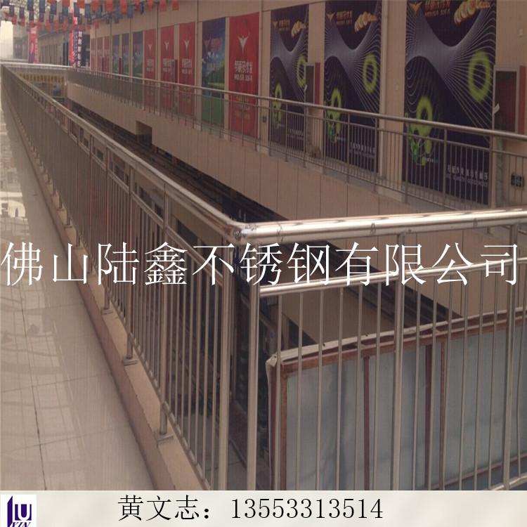 304不锈钢圆管51*0.7商场护栏