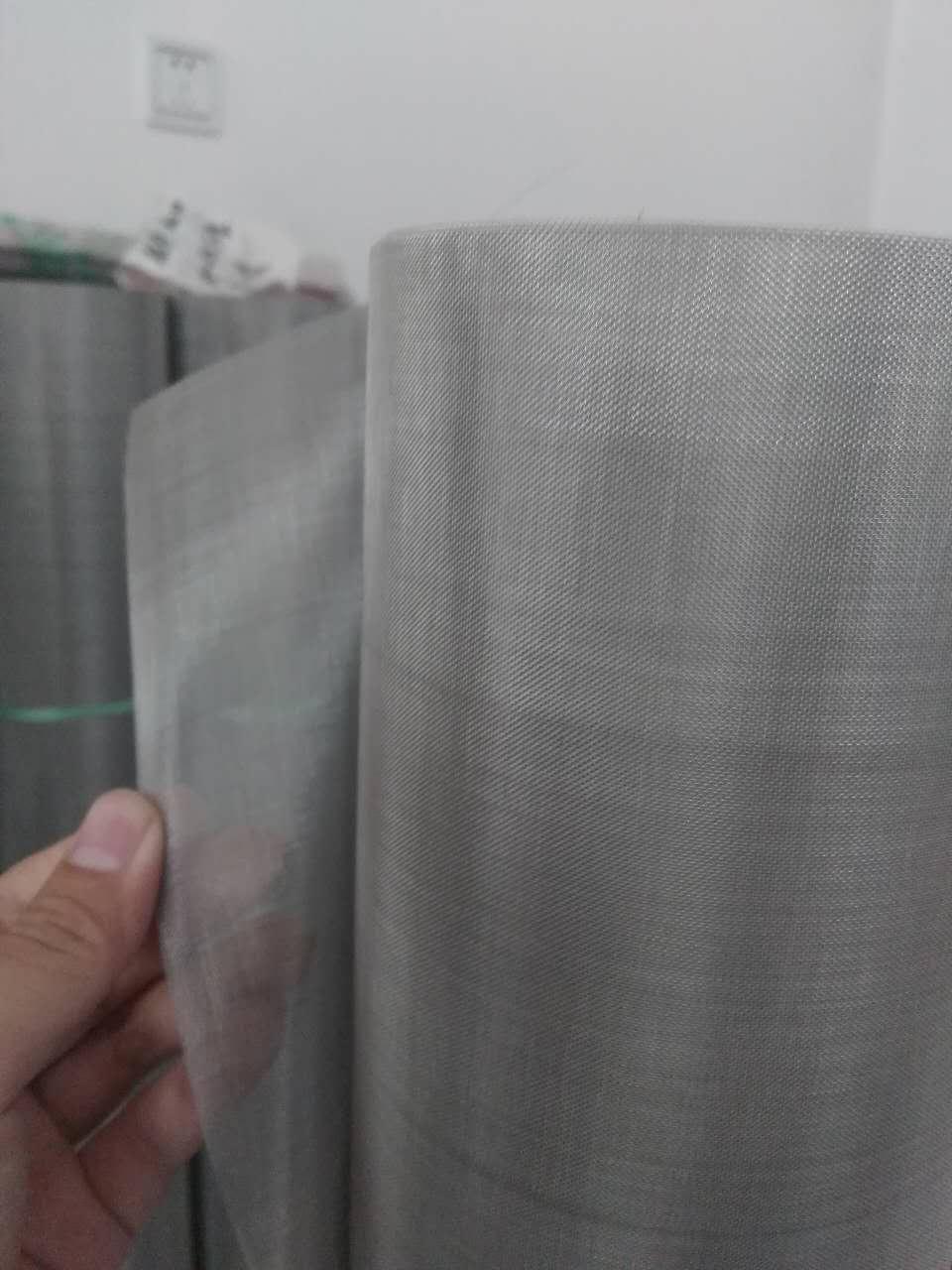 批发定制 201,304,316不锈钢筛网,使用寿命长,耐磨强度高