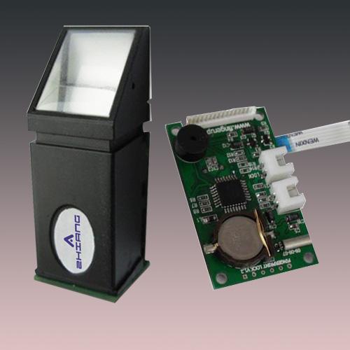 指昂LD-800电容指纹模块智能枪弹柜