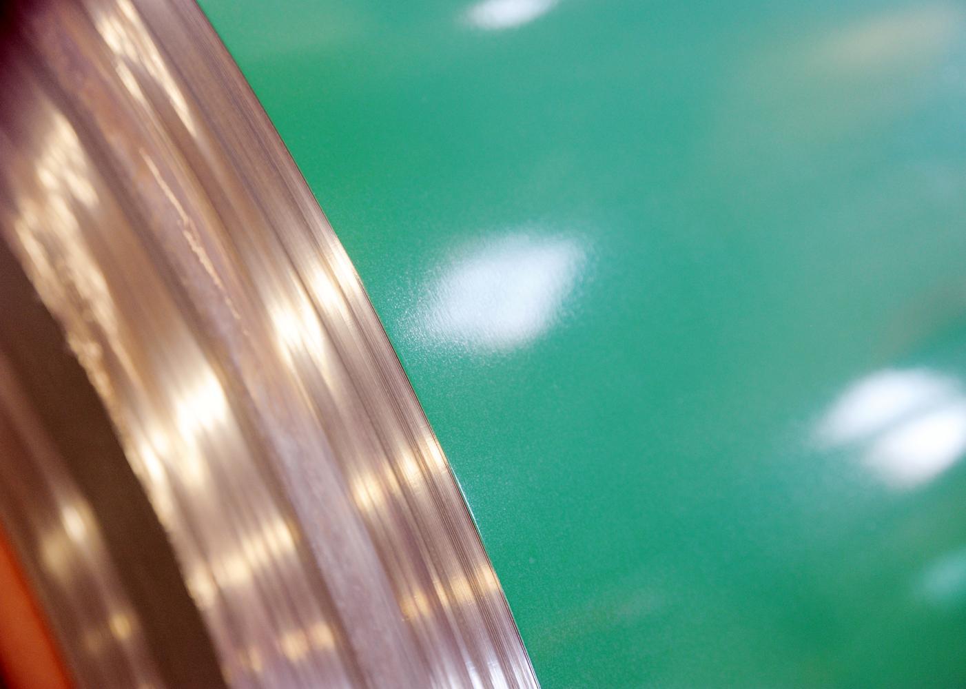 供应山东冠洲高端精品铝镁锰彩涂板
