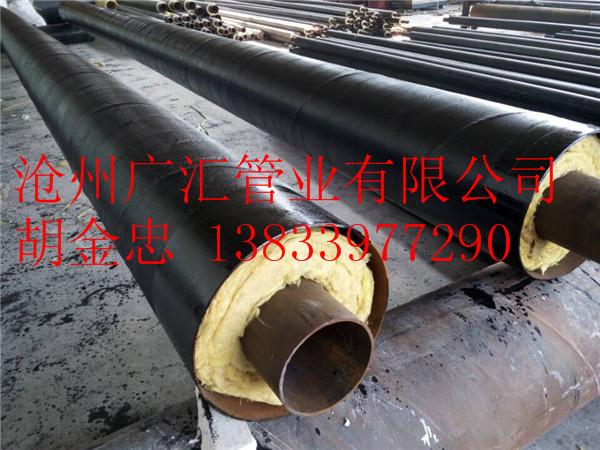 聚氨酯直埋保温钢管良心价格