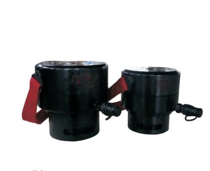 ESD单级液压螺栓拉伸器,风电专用拉伸器,弹簧复位,德劲厂家直销