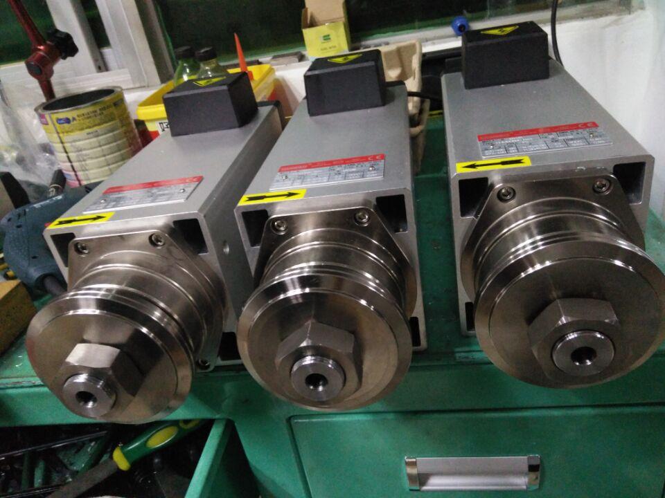 厂家专业生产高品质中创3000转2.2KW高速精密锯切电机