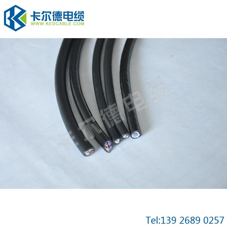 TRVV 2芯0.3平方高柔性电缆 耐磨 耐油电缆 现货供应 控制