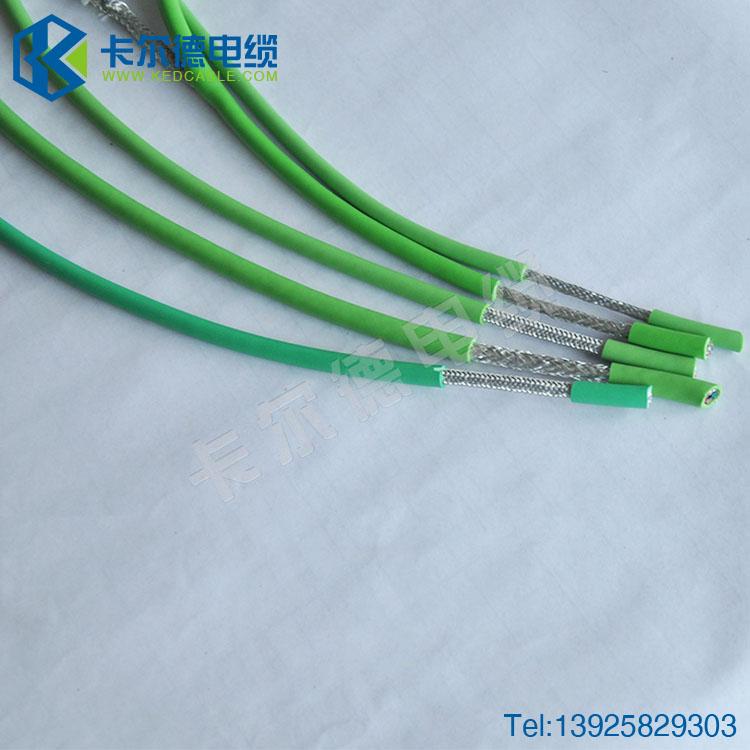 TRVVSP 7*2*0.2平方 7对 高柔性国产伺服编码器拖链电