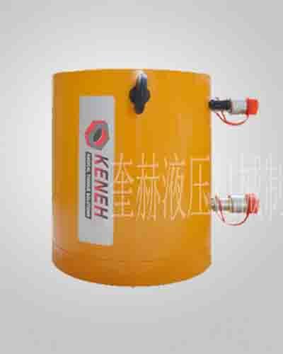 单作用薄型液压千斤顶单作用液压油缸生产厂家低价批发出售