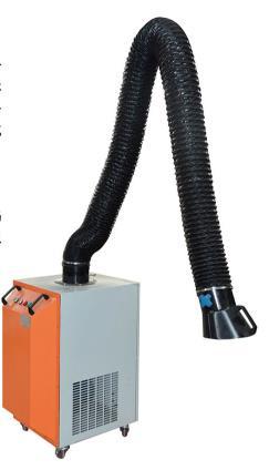 环保设备吸气臂/净化器/星空环保