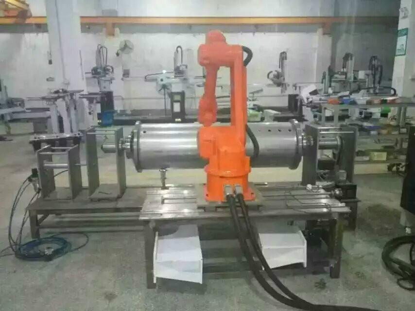 海智焊接机器人  包培训