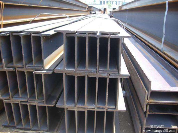供应上海市美标h型钢现货,美标h型钢尺寸标准对照表