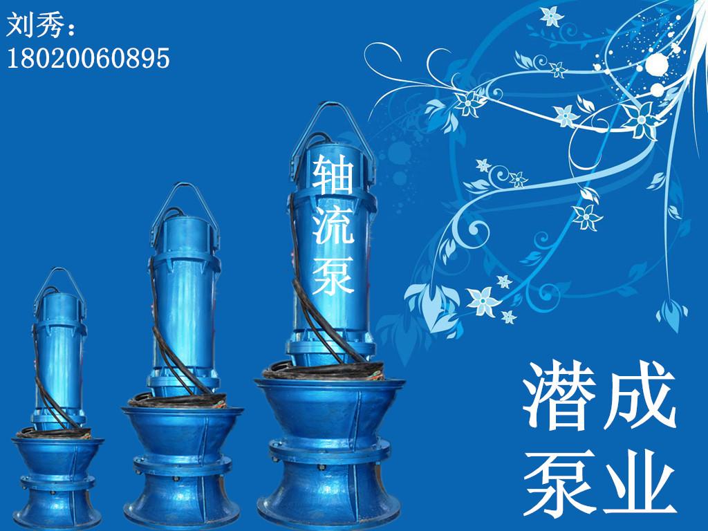 潜水轴流泵-轴流泵型号-轴流泵厂家-潜水轴流泵厂家