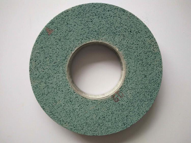 绿碳化硅砂轮片 陶瓷碳化硅砂轮 砂轮 绿碳化硅磨料