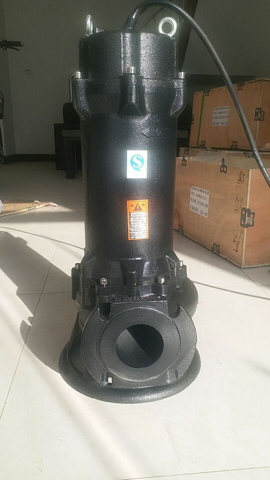 JDWQ新式螺旋切割杂质排污泵 厂家直接发货