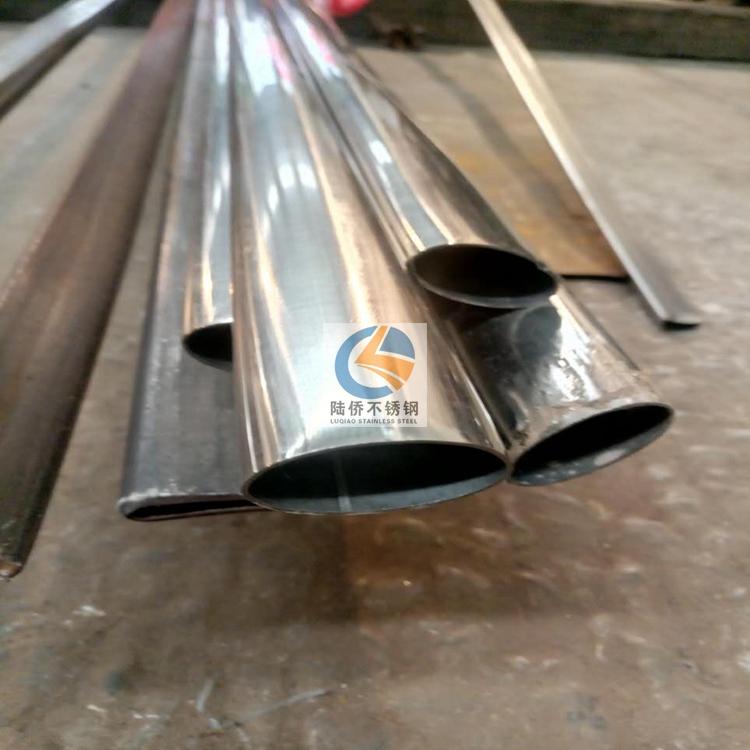 304不锈钢椭圆管60*30*1.8价格