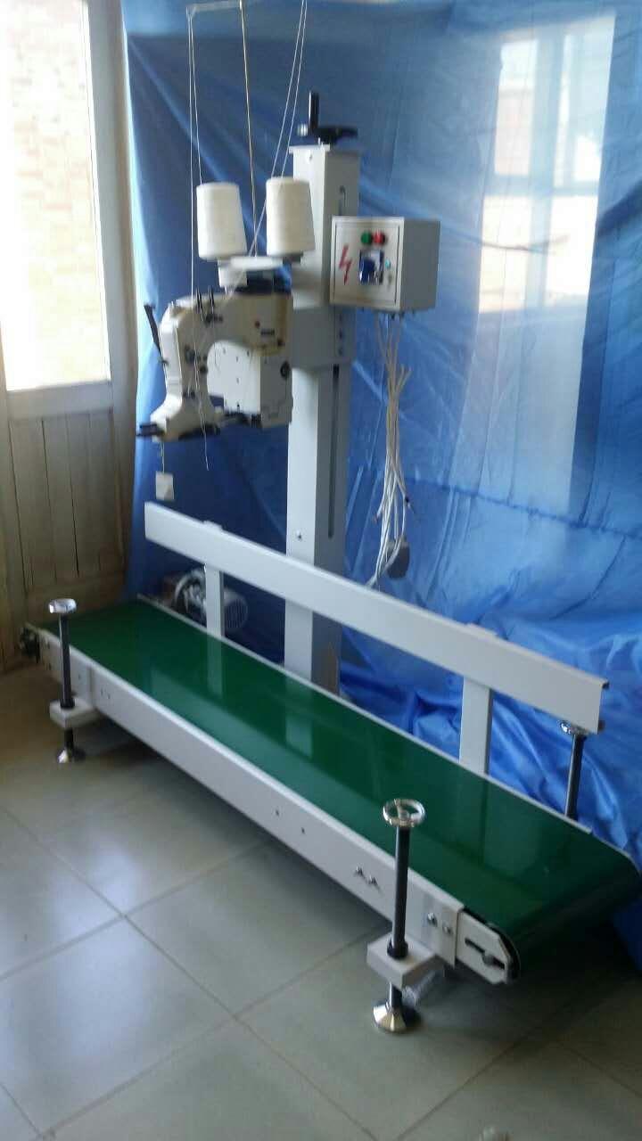 流水线缝包机