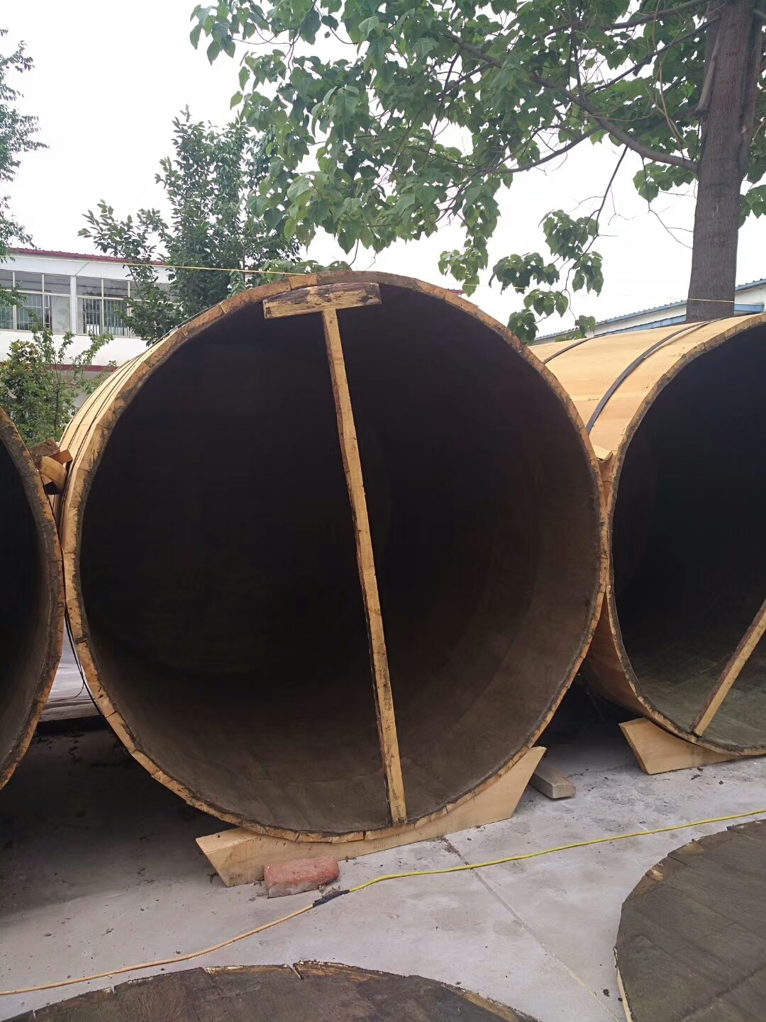吕梁市直销木质酒海